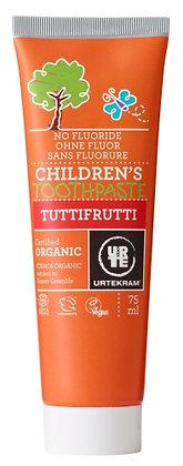 Dentífrico Criança de Tutti Frutti da Urtekram