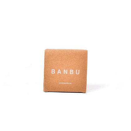 Esponja Konjac Rosto Natural_Banbu