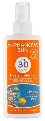 Spray Protector Solar -SPF 30 de Alphanova