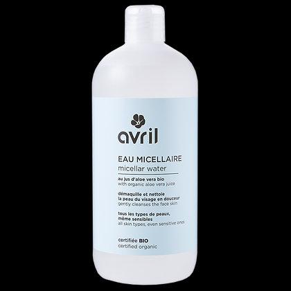Água Micelar Orgânica da Avril