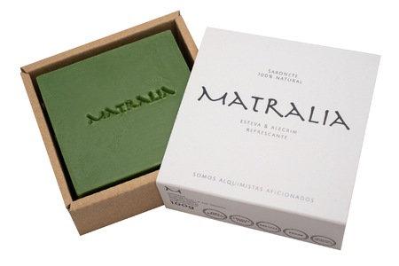 Sabonete Artesanal de Esteva & Alecrim - Refrescante | Matralia