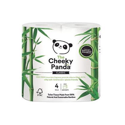 Papel Higiénico Bambu_The Cheeky Panda