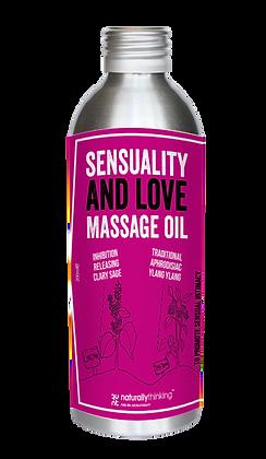 Sensualidade - Óleo de Massagem | NaturallyThinking