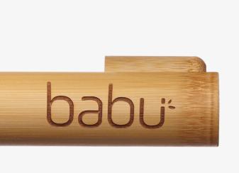 Cana de Bambú Viagem- Criança da Babu