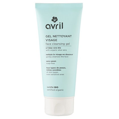 Gel de Limpeza Facial da Avril