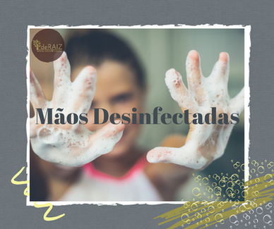 DIY - Hand Desinfectant