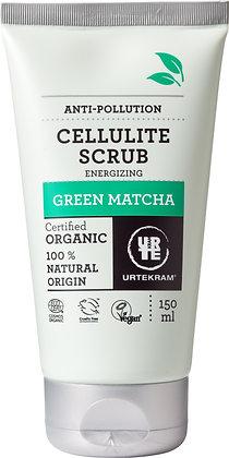 Esfoliante Anticelulite de Chá Verde Matcha | Urtekram | Oportunidades & Ofertas | deRAIZ