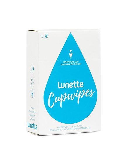 Toalhitas Desinfectantes - Lunette