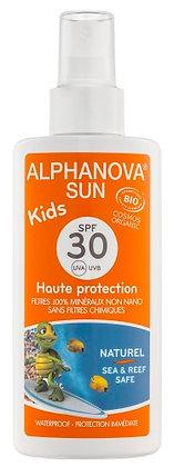 Spray Protector Solar p/ Criança - SPF 30 de Alphanova