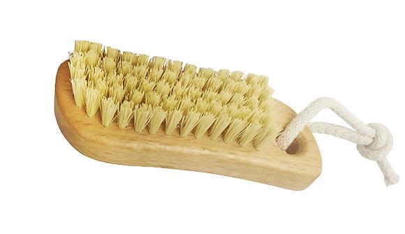 Escova para Unhas (madeira) da Avril