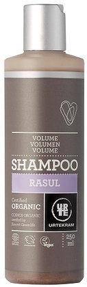 Champô de Rhassoul  (cabelos oleosos/volume) da Urtekram