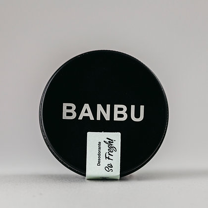 Desodorizante Creme | So Fresh | Banbu