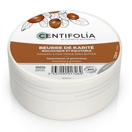 Manteiga de Karité Bio.   Centifolía