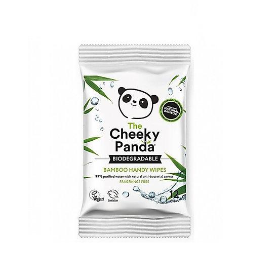 Toalhitas em Bambu  de  Bolso_Cheeky Panda_deRAIZ