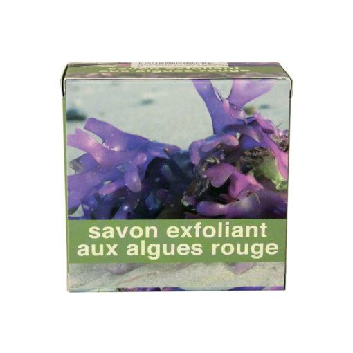 Sabonete Esfoliante c/ Algas Vermelhas da Bewell Green