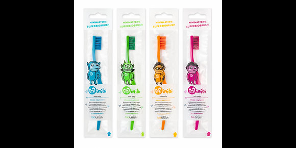 Escova de Dentes Eco para Criança