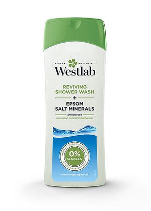 Gel de Banho Revigorante da Westlab