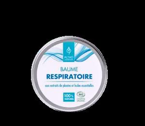 Respiratory Organic Balm