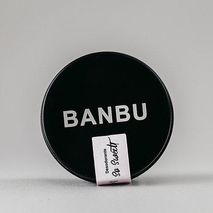 Desodorizante Creme | So Sweet | Banbu