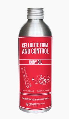Óleo Control Celulite & Firmeza da NaturallyThinking