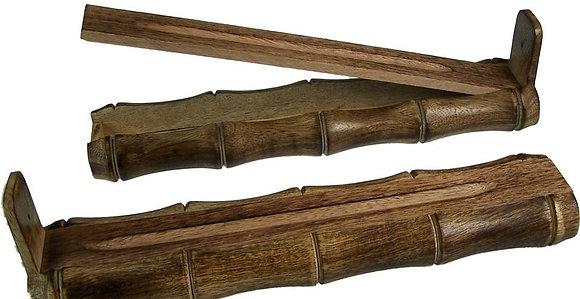 Porta-incensos Design de Bamboo | deRAIZ