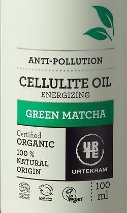 Óleo Anticelulite de Chá Verde Matcha da Urtekram | Oportunidades & Ofertas | deRAIZ