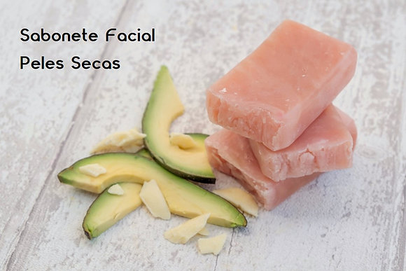 Face Moisturizer Soap Bar - Dry Skin