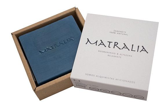 Sabonete Artesanal de Rosmaninho & Alfazema - Relaxante | Matralia