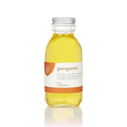 Elixir Bucal (Mandarina Vermelha) da Georganics