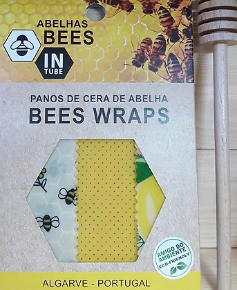 Bees Wraps - Beeswax Cloths (Packs)