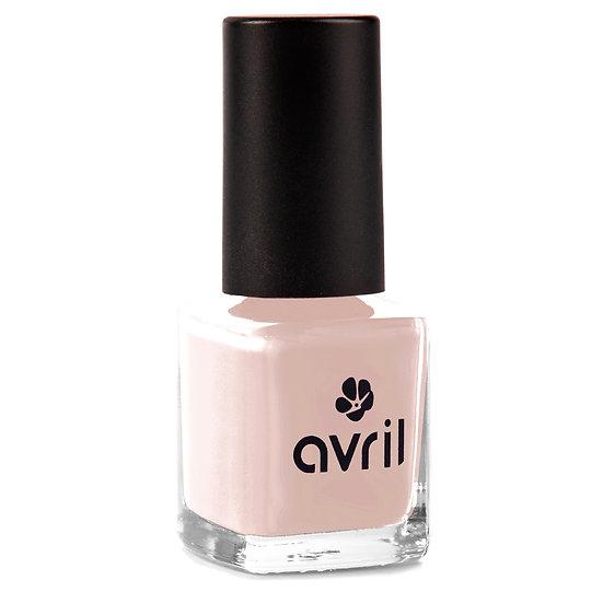 Verniz Vegan- Beige Rosé N° 566 - Avril - Composição 7Free
