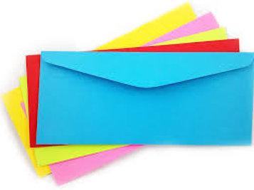 Headed Envelopes