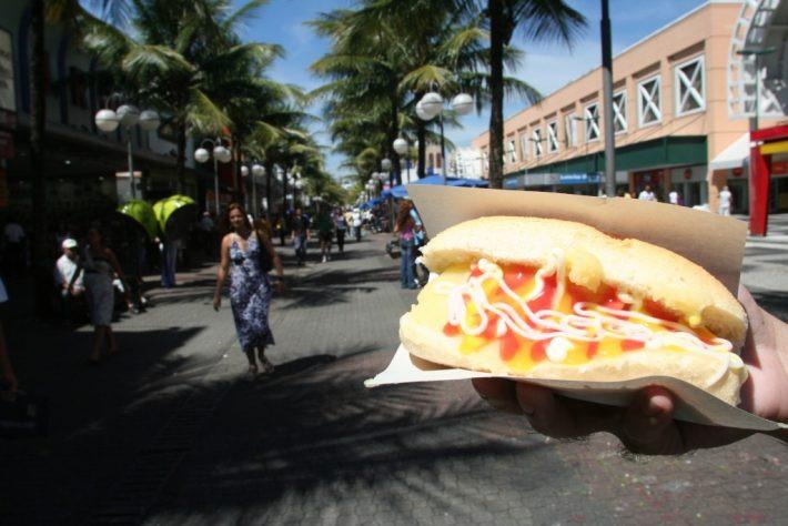 Resultado de imagem para hot dog osasco