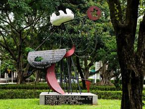 Símbolo de resistência, figura de Federico García-Lorca foi marco do escultor Flávio de Carvalho