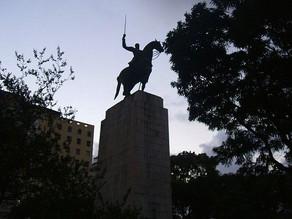 A memória controversa de Duque de Caxias sugere a remoção do seu monumento