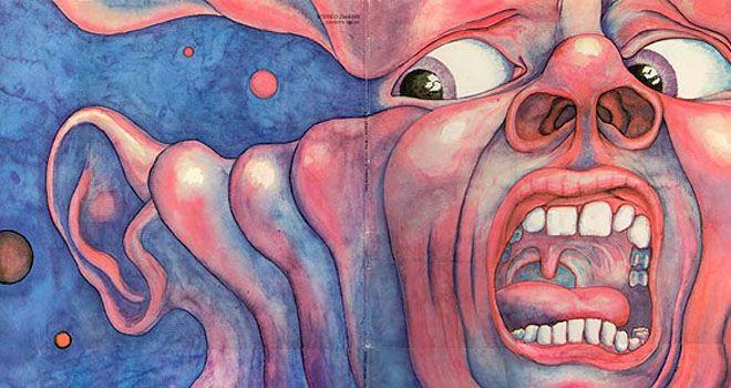 Resultado de imagem para King Crimson