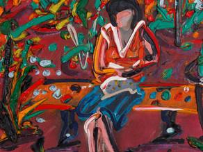 Quatro poemas de Joanne Oliveira