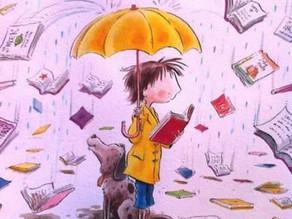 Eu leio livros! Eu leio livros!