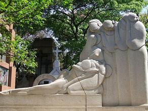 Nas necrópoles de São Paulo, a arte tumular faz jus a acervos de museu