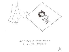 Pai de Mafalda, cartunista Quino morre na Argentina, aos 88