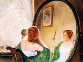 Reflexo literário do isolamento