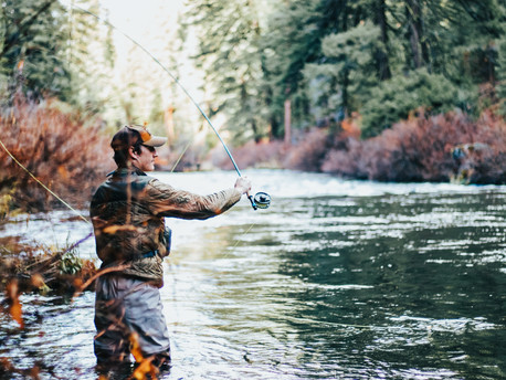 """""""Fishing"""" in the Desert: A Reflection on the 'Place' of Evangelism"""