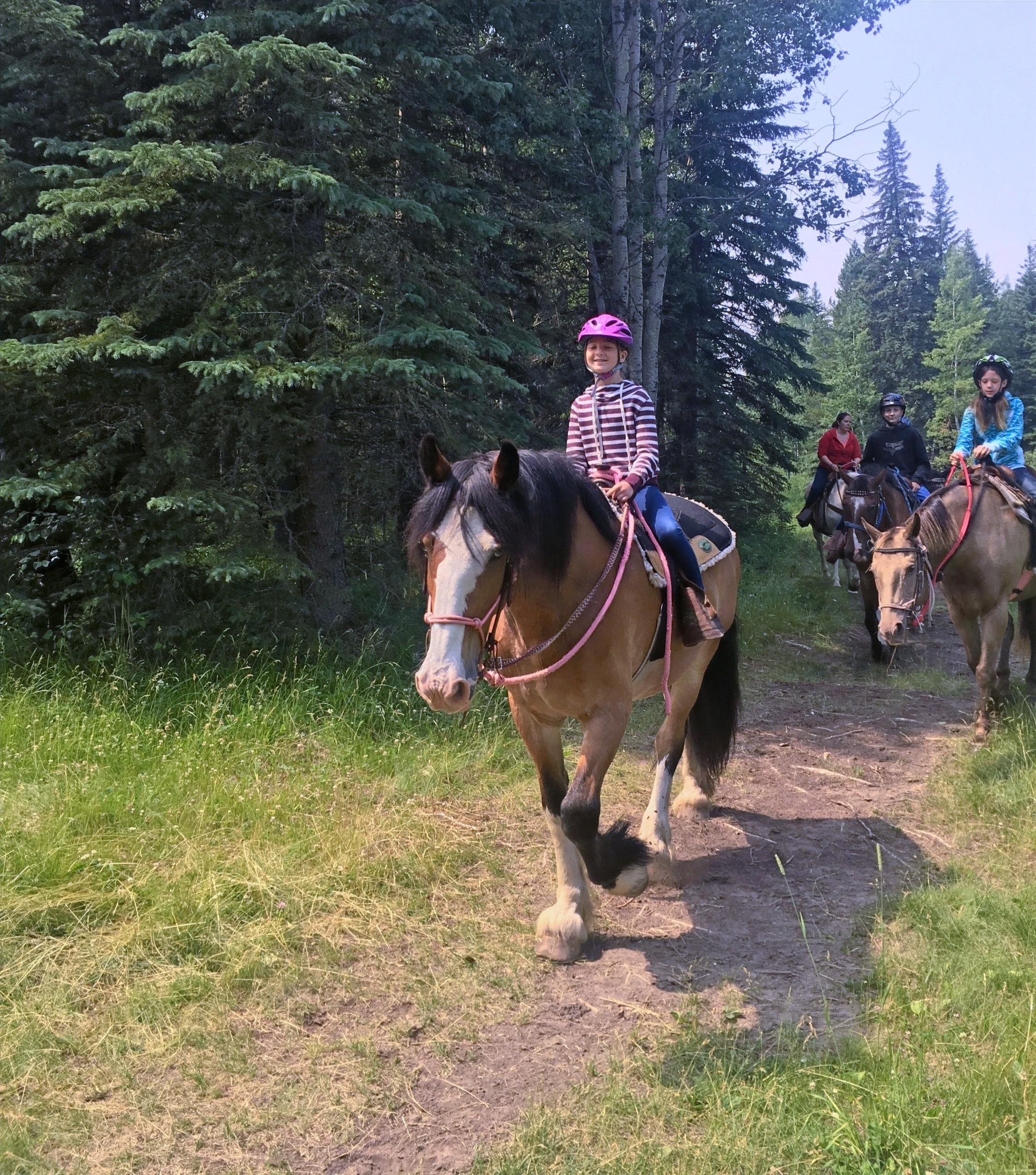 1 Hour Trail Rides @Wilderness