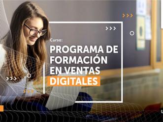 """Curso """"Programa de Formación en Ventas Digitales"""""""