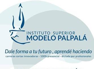 Nueva oferta académica del Instituto Superior Modelo Palpalá