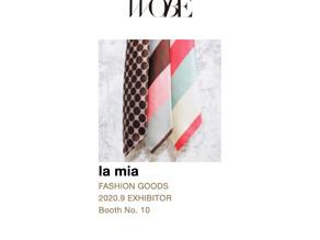 「WOBE」にブランド情報が掲載されました。