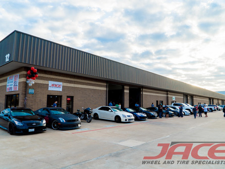 Our Grand Opening and Inaugural Charity by Jace was a Huge Success!  Check out The Gallery Below!