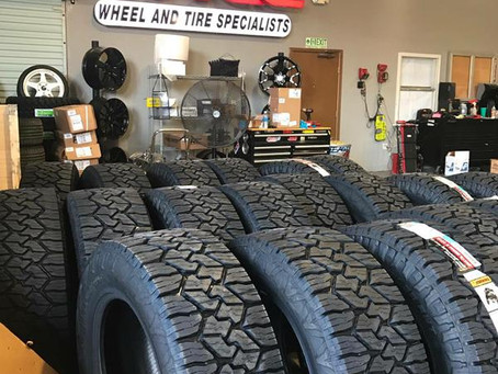 Nitto Off Road Tires Special