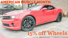 American Muscle Month Jan 2017!