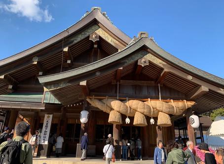 出雲大社神迎祭へ〜出雲バス旅〜